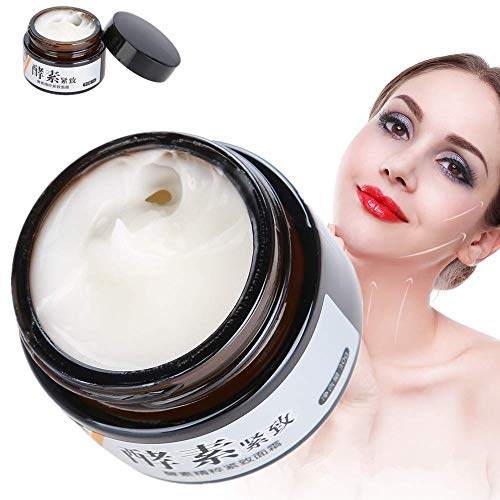 H.Yue Face Lifting Firming Cream, Anti-Aging Skin Moisturizing Lotion for Facial Slimming V-Shape Beauty Mask - Firm Moisture Cream