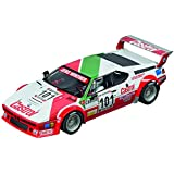 Carrera 23842 Digital 124 BMW M1 Procar Team Castrol Denmark, No.101 Slot Car