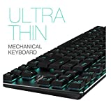 Best Havit Computer Laptops - HAVIT Mechanical Keyboard Backlit Wired Gaming Keyboard Extra-Thin Review