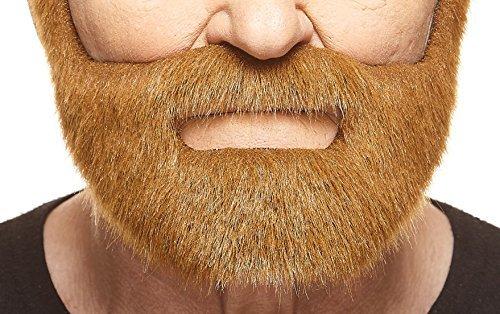 arbener fälschen, selbstklebend Bart eines Edelmannes ()