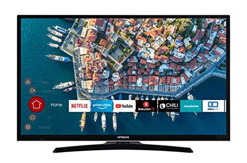 HITACHI F43E4000 109 cm (43 Zoll) Fernseher (Full HD, Smart TV, Prime Video, Works with Alexa, Bluetooth, Triple-Tuner, PVR)