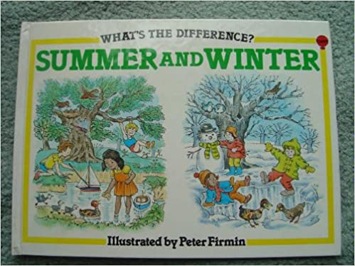 Book Summer and Winter (What's the Difference?)