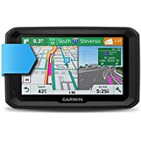 "Garmin Dēzl 580 LMT-D - Navegador GPS de 5"" (WiFi, Bluetooth, Control por Voz, tráfico Dab), Color Negro"