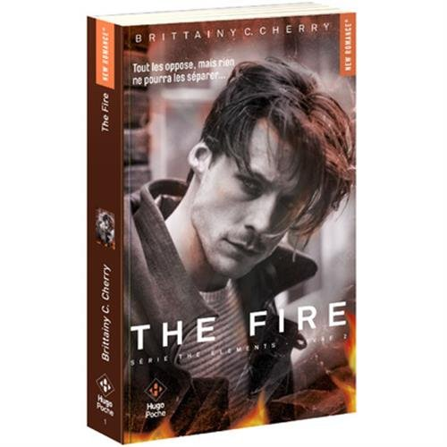 The fire Série The Elements Livre 2 (2)