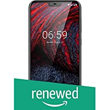 (Renewed) Nokia 6.1 Plus (Black, 6GB RAM, 64GB Storage)