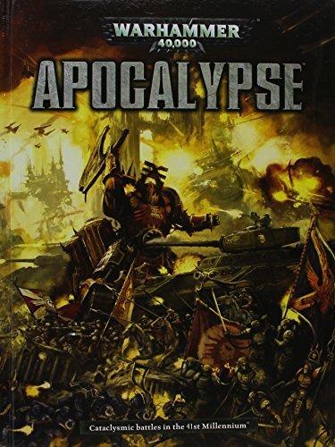 Warhammer 40000: Apocalypse by Games Workshop (2013-07-13)
