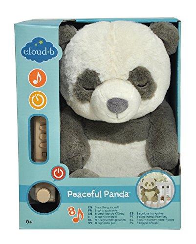 CLOUD B Peaceful oso panda, dormirte tranquilamente como Panda