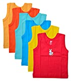 Baby Bucket Printed Sleeveless Vests 6 P...