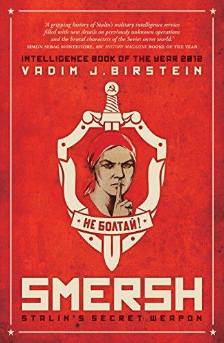 SMERSH: Stalin's Secret Weapon Cover Image