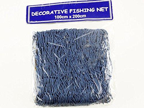 filet-de-peche-bleu-decoration-noeuds-marin-nautique-bateau-100x200cm