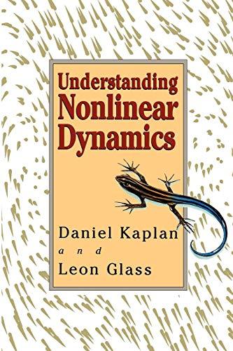 Unterstanding Nonlinear Dynamics