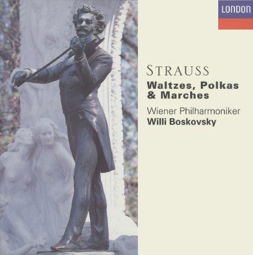 Strauss, J.II: Waltzes, Polkas...