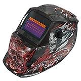 oscurecimiento automático solar Casco de Soldadura ARC TIG MIG máscaras de molienda