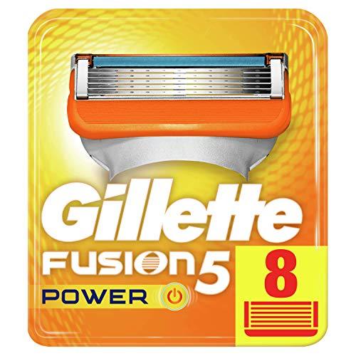 Gillette Fusion ProGlide Power-Recambios cuchillas