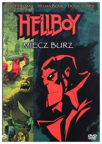 Hellboy Animated: Schwert der Stúrme [DVD] [Region 2] (IMPORT) (Keine deutsche Version)