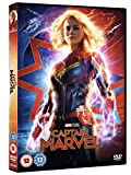 Captain Marvel [DVD] [2019]