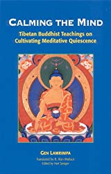 Calming the Mind: Tibetan Buddhist Teachings on Cultivating Meditative Quiescence