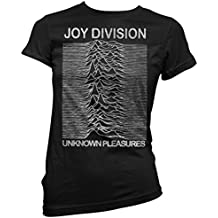 Camiseta Mujer Joy Division - Grunge Texture camiseta 100% algodón LaMAGLIERIA