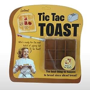 Brot-Stempel für Toastbrot TIC TAC TOAST