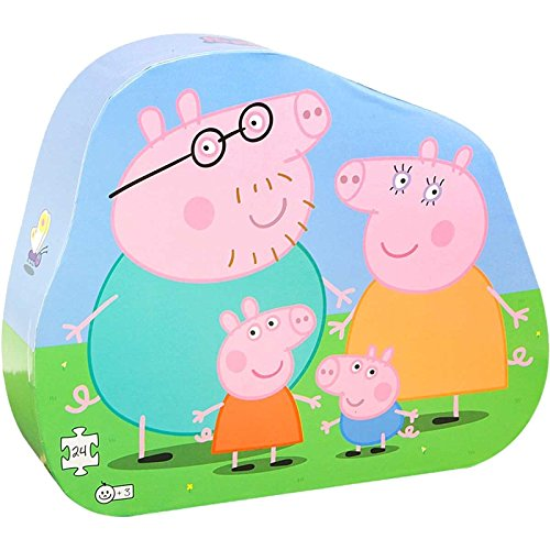 Peppa Pig & Family Puzzle
