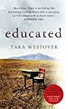 #8: Educated: The Sunday Times and New York Times bestselling memoir