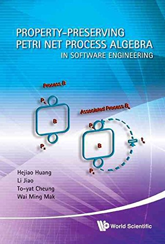 [(Property-preserving Petri Net Process Algebra in Software Engineering)] [Edited by Hejiao Huang ] published on (September, 2012)