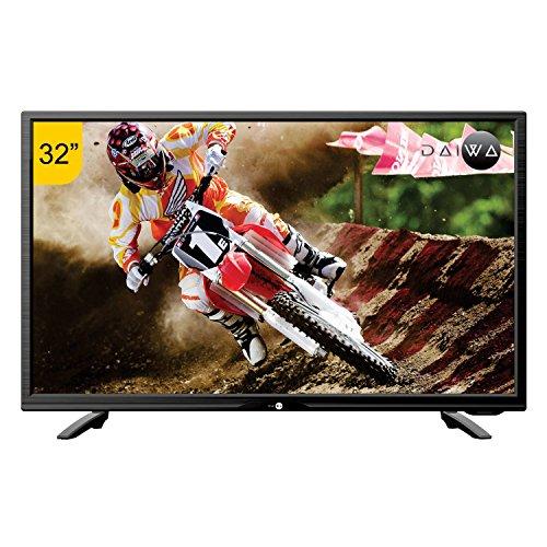 Daiwa 81.3 cm (32 inches) D32C2 HD Ready LED TV (Black)