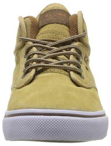 Globe Motley Mid GBMOTLEYM Unisex-Erwachsene Sneaker Beige (sand 16018)