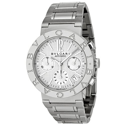 4ad7413eda8 Bvlgari BB38WSSDCH-N - Reloj para hombres