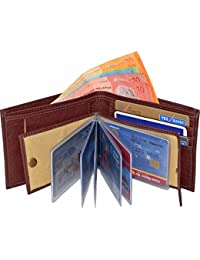 Accezory Brown Men's Wallet… (Brown)