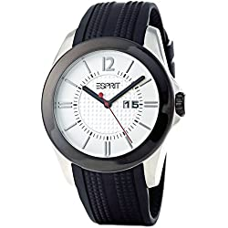 "Esprit Gents Watch ""Victory"" White 4442547"