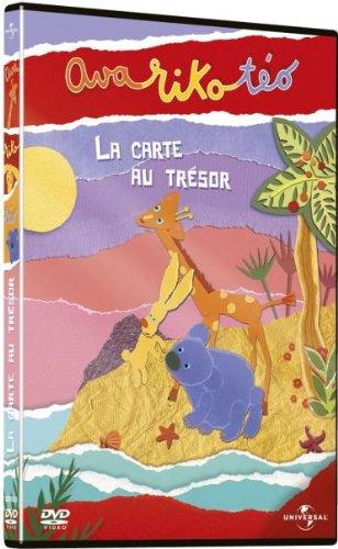 Ava Riko Téo : la carte au trésor / Mila Boutan, aut. adaptée |