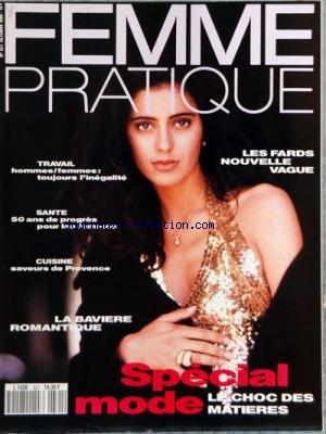 FEMME PRATIQUE [No 316] du 01/04/1990