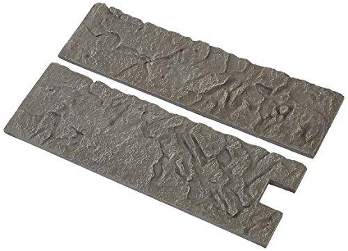 JUWEL Aquarium Filter Cover Stone Granite -Filterverkl.