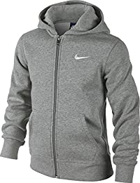 Nike Young Athletes 76 - Brushed Sweat-shirt à capuche zippé - Mixte Enfant