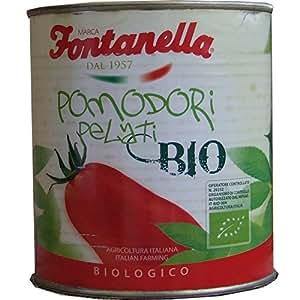 Tomates pelées BIO Kg 1 - Carton de 12 pièces