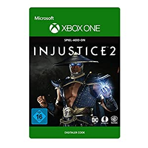 Injustice 2: Raiden DLC | Xbox One – Download Code
