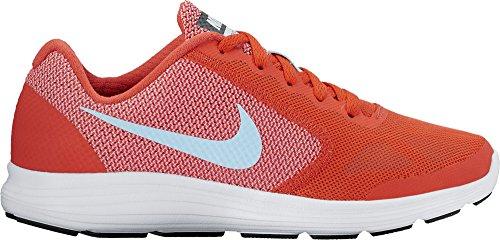 Nike 819416-802, Chaussures de Running Compétition Fille Orange (Max Orange / Still Blue / Lava Glow / White)