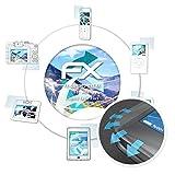 atFolix Schutzfolie für Acer Liquid Jade (Plus) Folie - 3 x FX-Curved-Clear Flexible Displayschutzfolie für gewölbte Displays