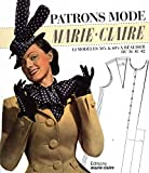 Patrons Mode Marie Claire