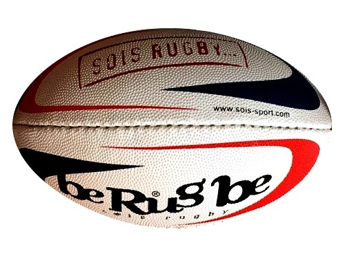 BeRugbe 0brbminreg53000110balón Rugby Unisex niños