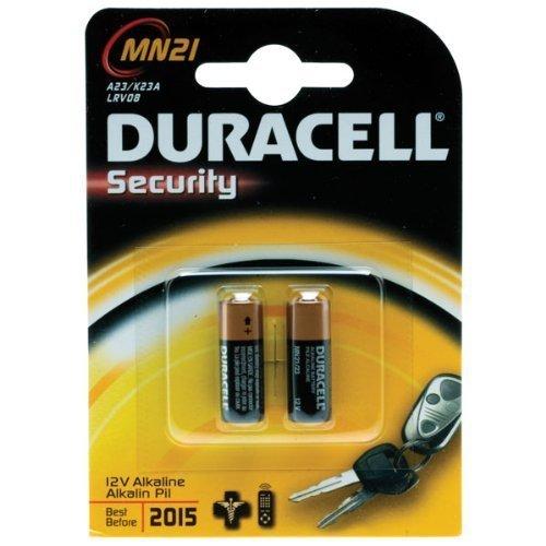 Duracell MN21 12Volt AlMN im 2-er Pack