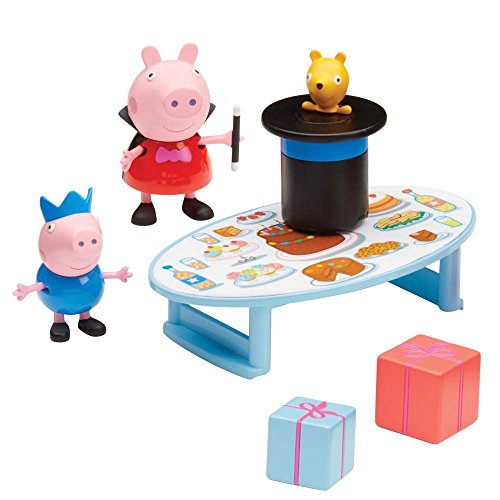 TM TOYS 06199 Peppa Pig Magic Party -