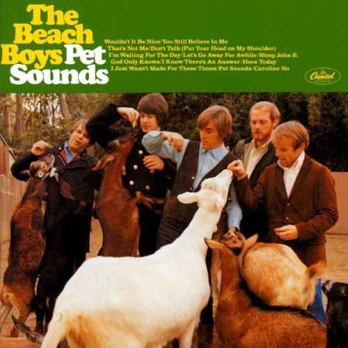 Pet Sounds (Mono & Stereo Remasters) by The Beach Boys