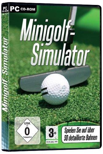 Minigolf-Simulator (Golf-simulator-pc)