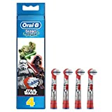 Oral-B Stages Power - Pack de 4 cabezales de recambio para cepillo de...