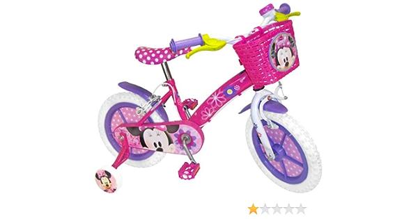 Velo 12 pouces Minnie Mouse Disney Enfant KUB