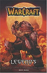 Warcraft Legends Edition simple Tome 1