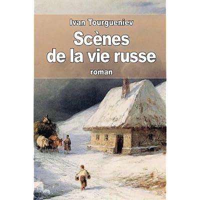 Scènes de la vie russe