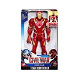 Marvel Titan Hero Series Civil War Iron Man Electronic Figure